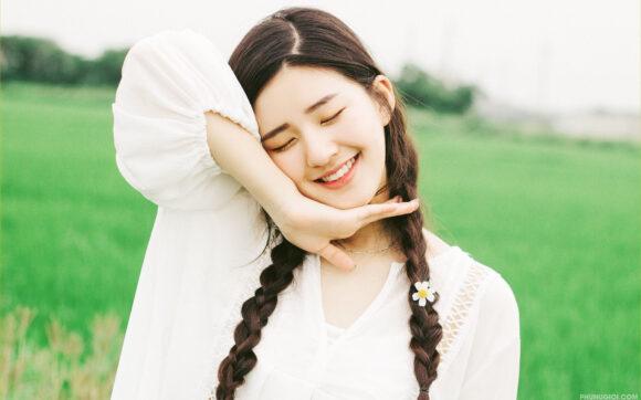 Hình ảnh nụ cười đẹp đáng yêu, tỏa nắng
