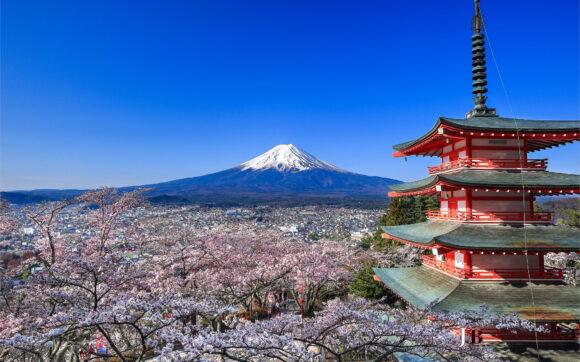 Hình ảnh núi Phú Sĩ đẹp nhất