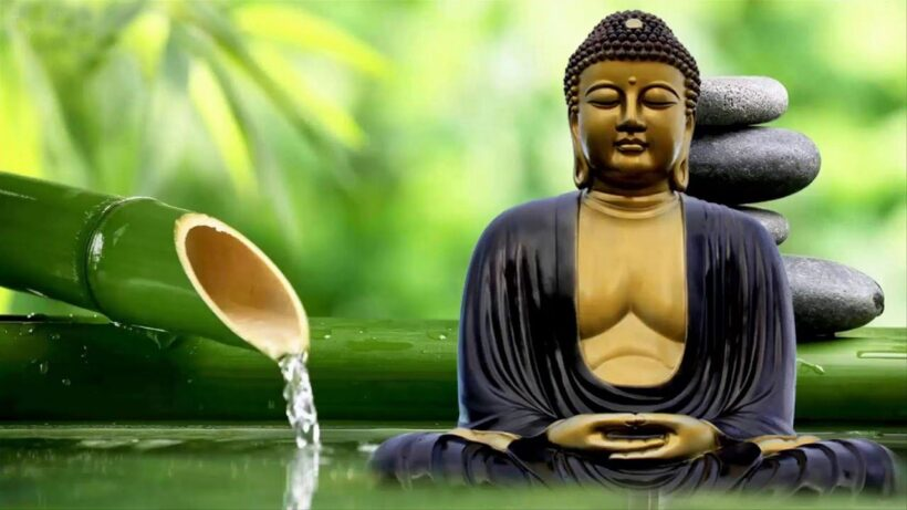 Hình ảnh tượng Phật A Di Đà đẹp